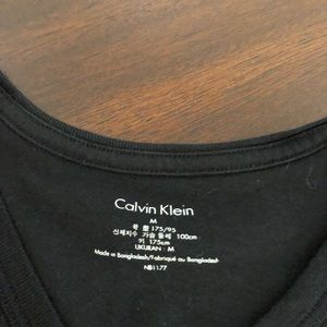 Men's Medium Calvin Klein T-Shirt